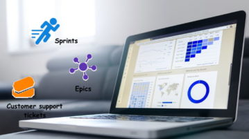 Free Agile Project Management Tool with Sprints, Epics, Kanban Board