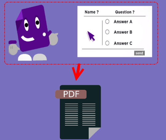 How to Convert Google Form Responses to PDF