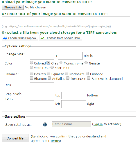 Online-convert.com svg to tiff
