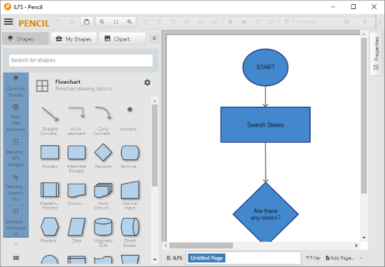 open source diagram software