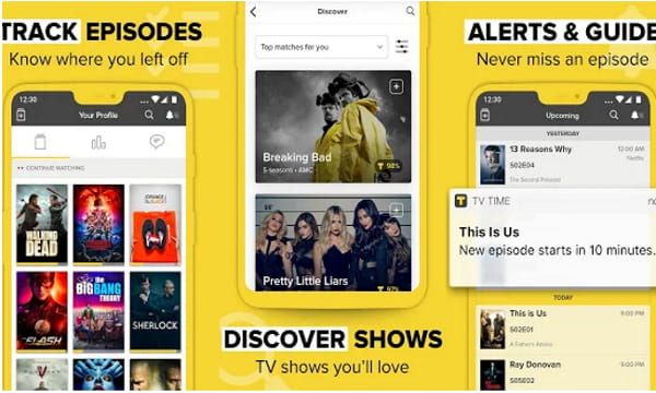 Track TV Shows on Android with These 5 Free TV Shows Tracker Apps