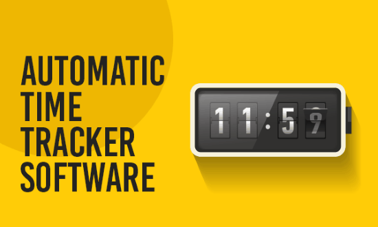 automatic time tracker
