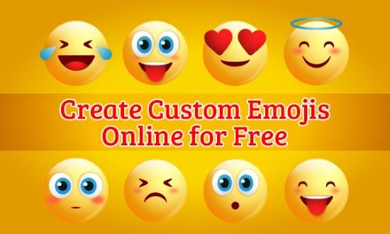 create custom emojis