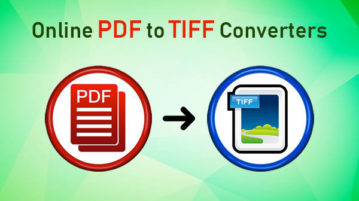 free online pdf to tiff converters