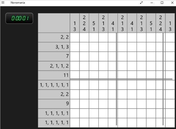 Download Japan Crossword Editor 1.21.2.0 - softpedia