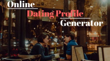 4 Online Dating Profile Generator Websites Free