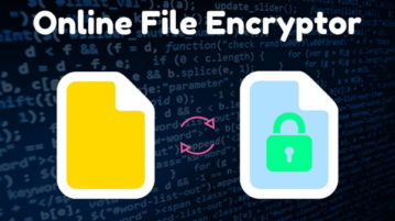 5 Online File Encryptor Websites Free
