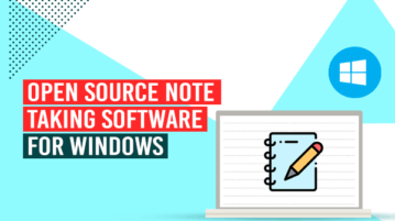 open source note taking software