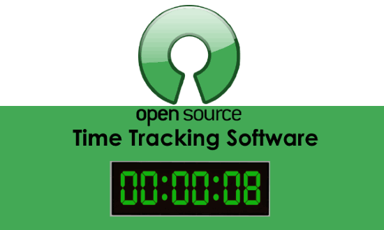 open source time tracking software