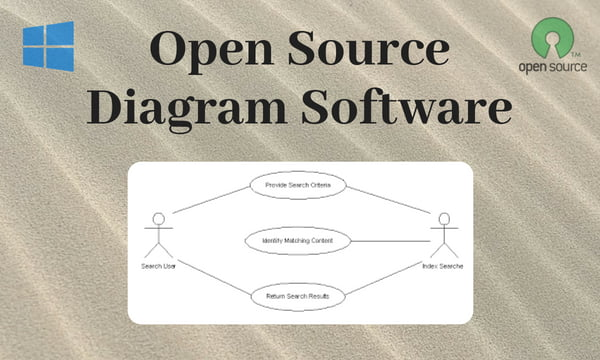 5 Open Source Diagram Software For Windows