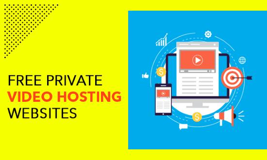 private video hosting