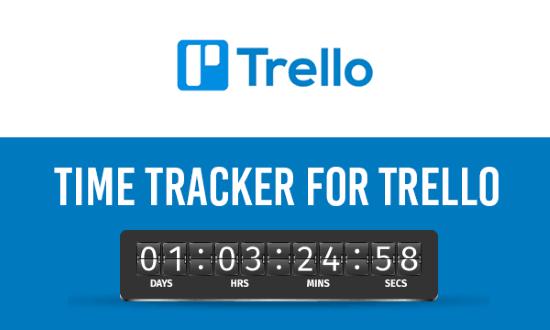 time tracker for trello