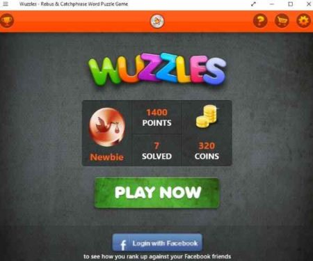 Free Windows 10 Word Puzzle Game to Find Hidden Phrase in