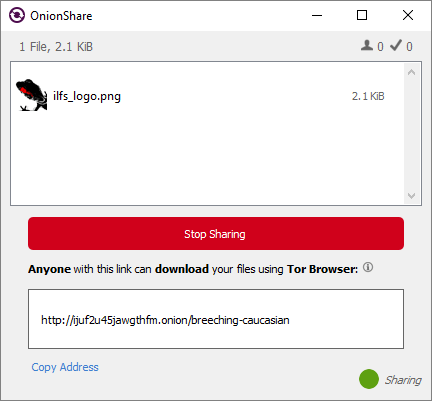 open source file sharing