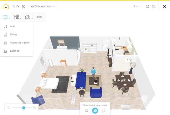 free 3d home design online