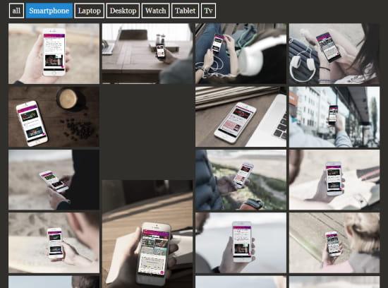 free online smartphone mockups