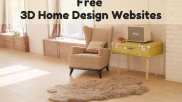 4 Online 3D Home Design Websites Free
