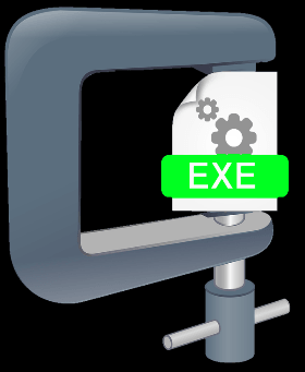 Compress EXE Files in Windows