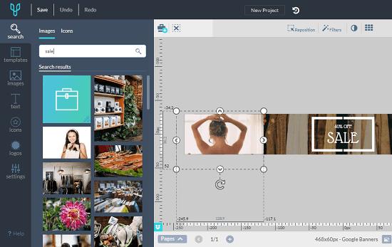 Desygner free Adobe InDesign alternative