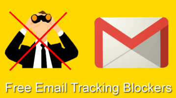 Free Email Tracking Blocker for Chrome