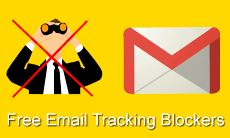 Free Email Tracking Blocker for Chrome