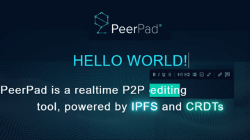 Free IPFS Based Collaborative Markdown Editor Online