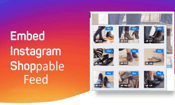3 Free Shoppable Instagram Plugins for WordPress