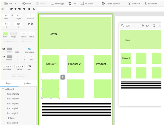 Mokup free adobe xd alternative