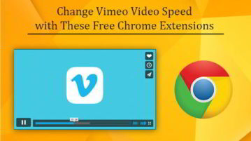change vimeo video speed