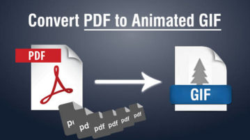 convert pdf to animated gif