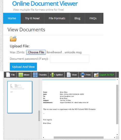 free online document viewer