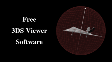 5 Free 3DS File Viewer Software For Windows