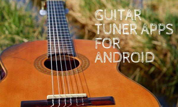 guitar tuner apps