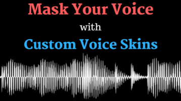 Mask Your Voice With Custom Voice Skins Using This Free Online Tool