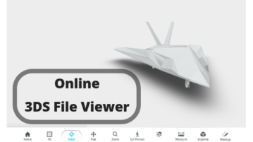 Online 3DS File Viewer Websites Free