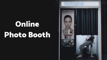 5 Online Photo Booth Websites Free