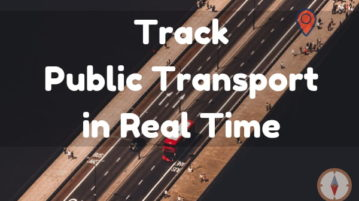 How To See Public Transport In Real-Time On Map