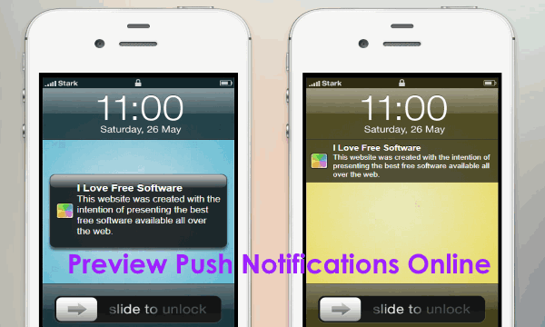 How to Preview Push Notifications for Android, iOS, Desktop
