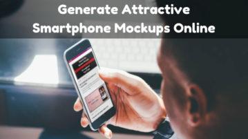 10 Online Smartphone Mockup Generator Websites Free