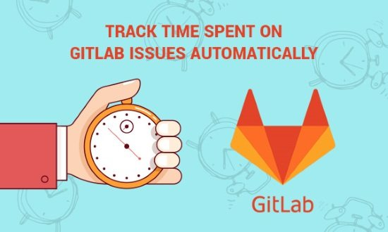track time spent on gitlab issues