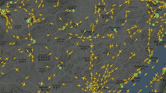 5 Free Online Air Traffic Tracker Websites