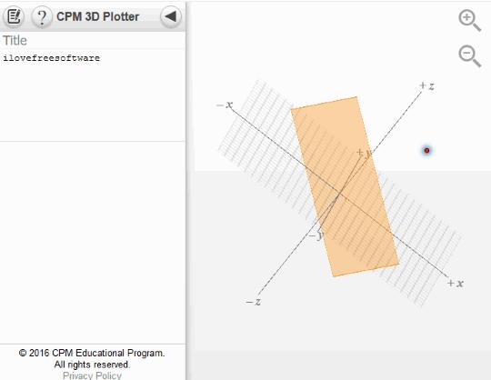CPM 3D Plotter
