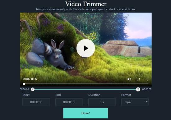 Filmora free online video meme maker