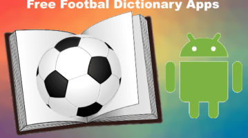 Free Football Dictionary Apps