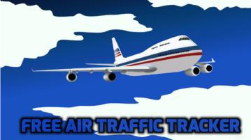 Free Online Air Traffic Tracker Websites