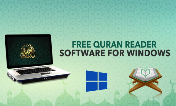 4 Free Quran Reader Software for Windows