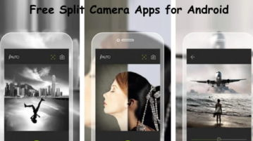 Free Split Camera Apps for Android