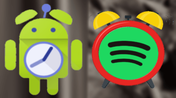 Free Spotify Alarm App for Android to set Spotify Songs as Alarm Tone