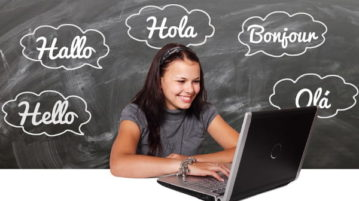 Learn Language by Reading Books in Native, Foreign Language Side-By-Side