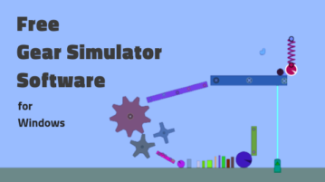 Free Gear Simulator Software for Windows